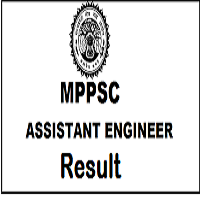 MPPSC Assistant Engineer Result