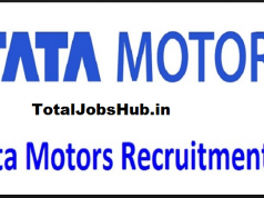 tata motors recruitment