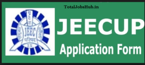 jeecup 2019 application form
