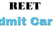 Rajasthan Reet Admit Card