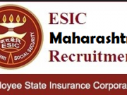 esic maharashtra recruitment