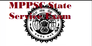 mppsc state service exam notification