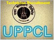 uppcl technician recruitment