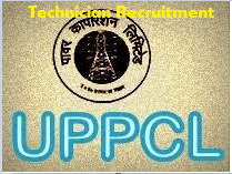 uppcl technician recruitment