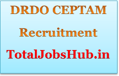 drdo ceptam 9 recruitment