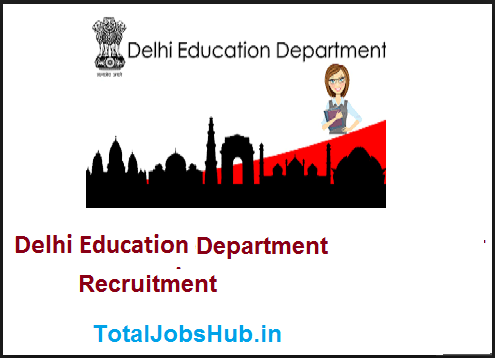 Delhi Education Department Recruitment