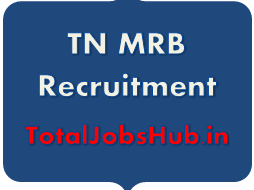 TN MRB Recruitment 2017 Nurse/Midwife, ANM 2804 Posts Notification
