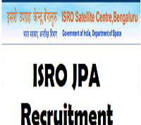 isro jpa recruitment