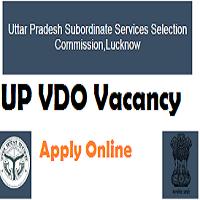 up vdo vacancy