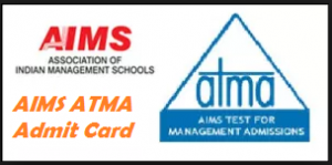 aims atma admit card