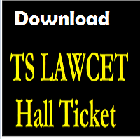 ts lawcet hall ticket
