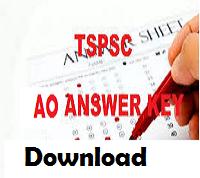 tspsc ao answer key