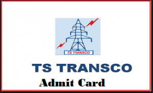 tstransco admit card