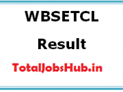 wbsetcl result