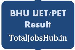 BHU UET Result