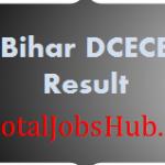 Bihar DCECE Result