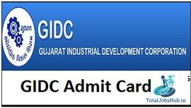 gidc-clerk-admit-card