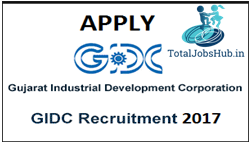 gidc recruitment