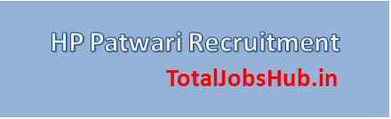 hp patwari recruitment