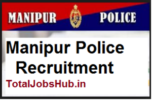 manipur police recruitment