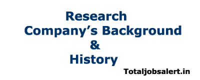 research-the-companys-background-and-history