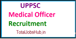 uppsc allopathic medical officer recruitment