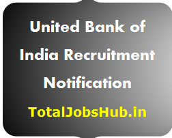 United Bank of India Recruitment