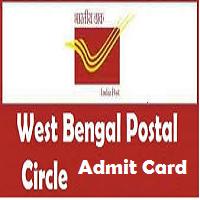 WB Postal Circle Admit Card