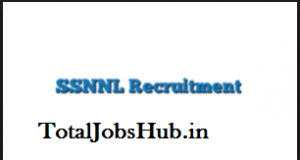 ssnnl recruitment