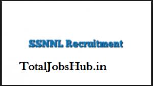 ssnnl recruitment