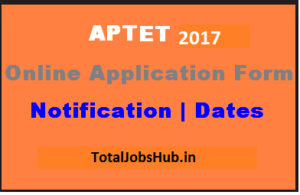 aptet application form