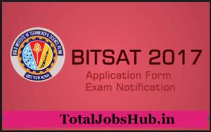 bitsat-application-form