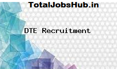DTE Gujarat Recruitment