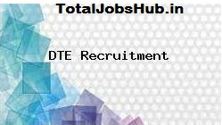 DTE Gujarat Recruitment
