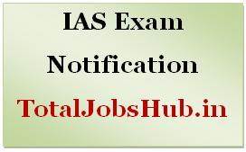 ias exam notification