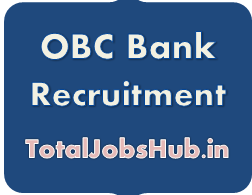 OBC Bank Recruitment 2017 Specialist Officer 120 Posts Notification