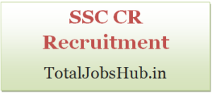 SSC CR Recruitment