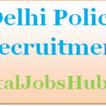 delhi police constable recruitment
