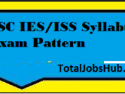 indian economic service syllabus