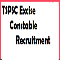 tspsc excise constable recruitment