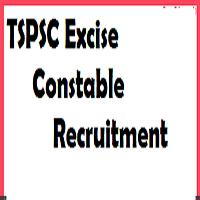 tspsc excise constable recruitment