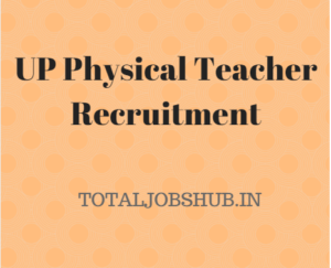 up physical teacher recruitment