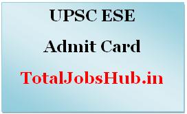 upsc-ese-admit-card