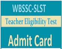 wbssc slst admit card