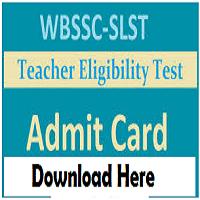 wbssc slst admit card