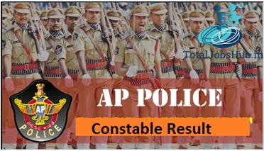 ap police constable esult
