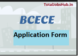 bcece application form