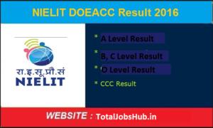 doeacc result