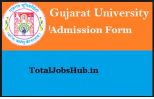 gujarat university admission
