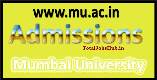 mumbai university admission form